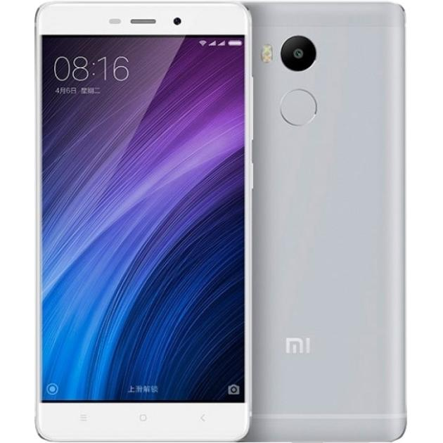Смартфон Xiaomi RedMi 4 Pro 32Гб, Серебристый смартфон xiaomi redmi pro 32gb silver