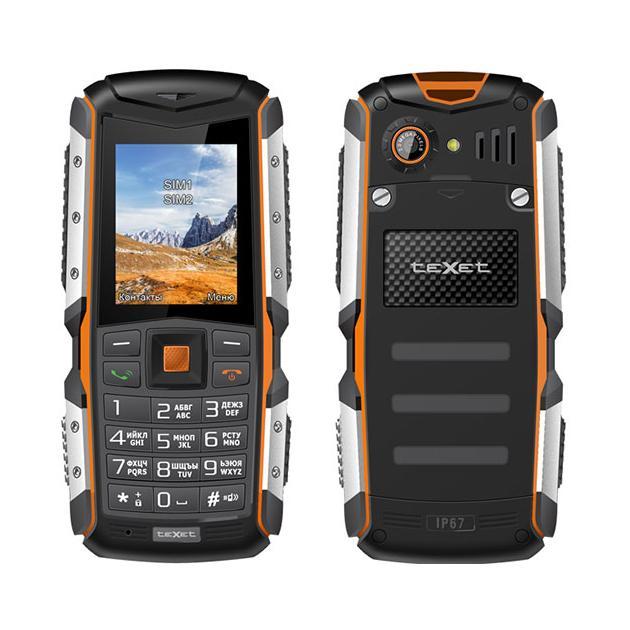 teXet TM-513R Черный