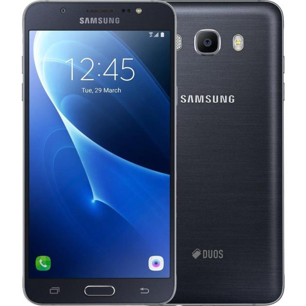 Смартфон Samsung Galaxy J7 2016 SM-J710F Черный