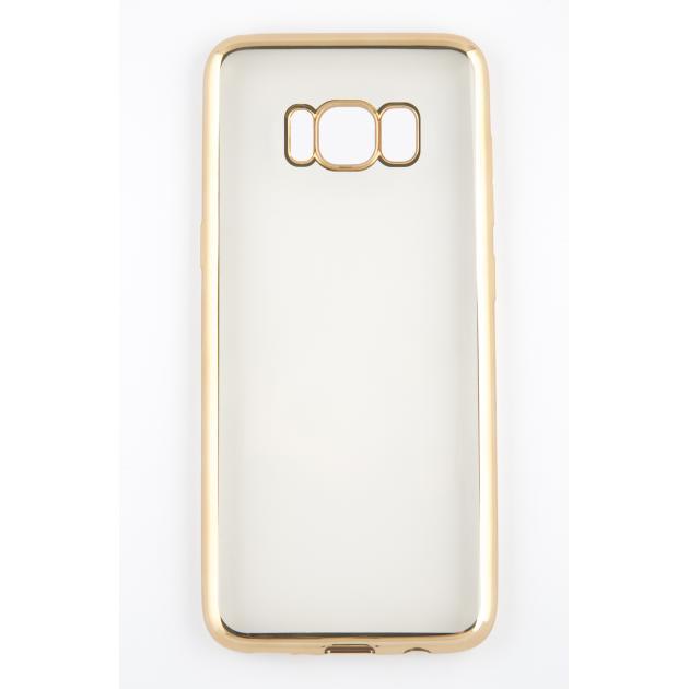"Red Line iBox Blaze для Samsung Galaxy S8 золотистая рамка, 5.8"""