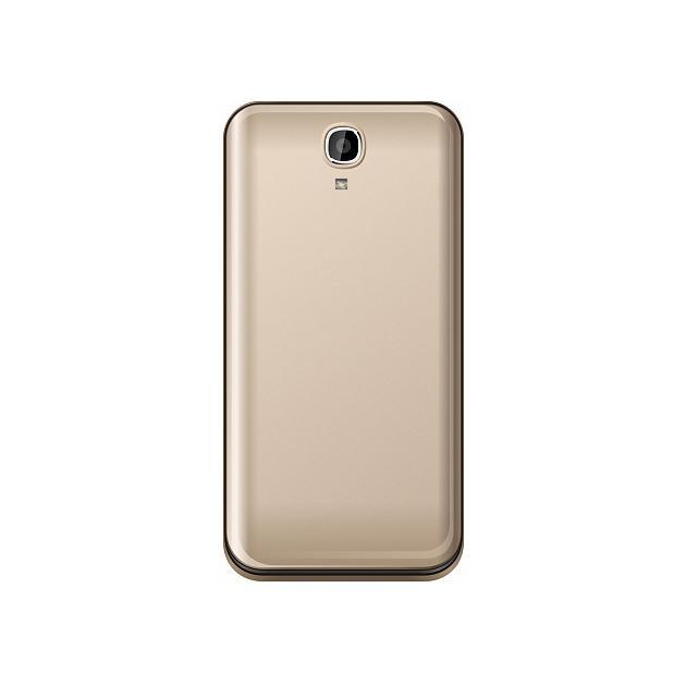 все цены на  Мобильный телефон Jinga Simple F510 Золотой  онлайн