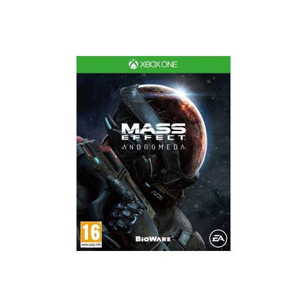 Electronic Arts Mass Effect Xbox One, стандартное издание, Русский язык 5030940116399