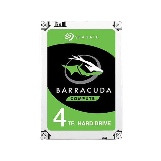 Seagate BarraCuda 4000Гб