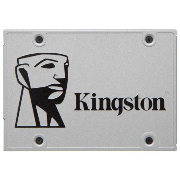 "Kingston SSDNow UV400 2.5"", SATA 6Gb/s, 240Гб"