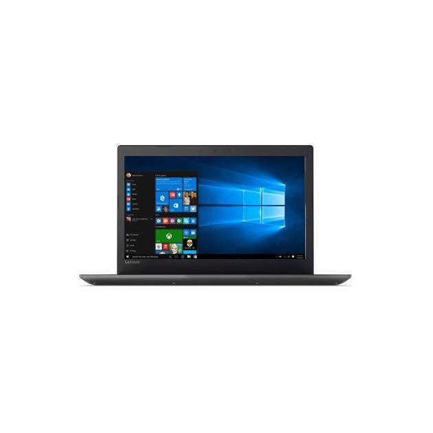 "Lenovo IdeaPad 320-15IAP 15.6"", Intel Celeron, 1100МГц, 4Гб RAM, 500Гб, Черный, Windows 10 Домашняя"