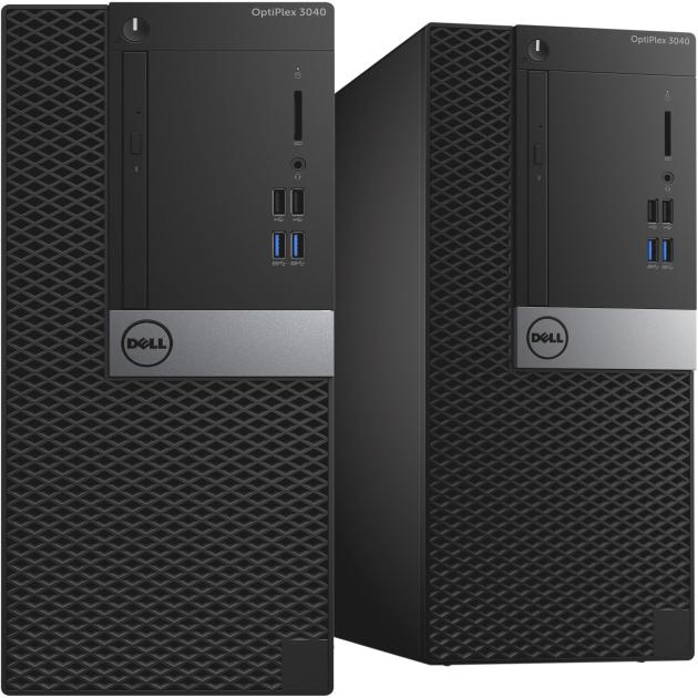 Dell OptiPlex 3046-0117 MT 3300МГц, 4Гб, Intel Pentium, 500Гб, Ubuntu