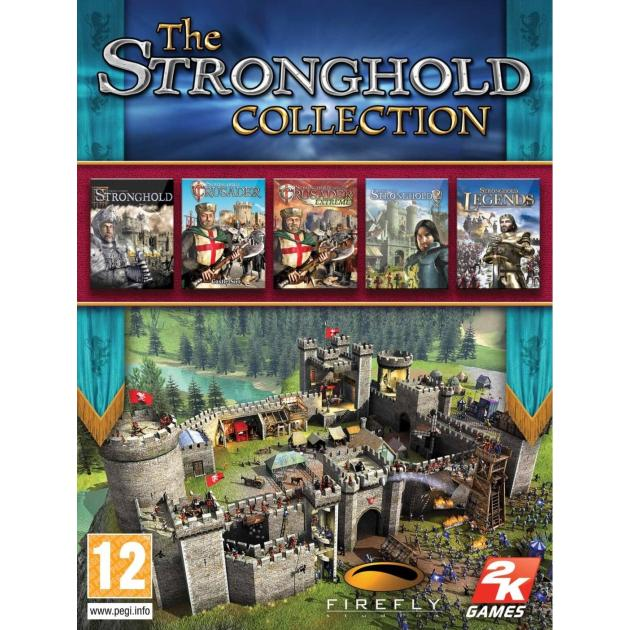Видеоигра Софтклаб The Stronghold Collection