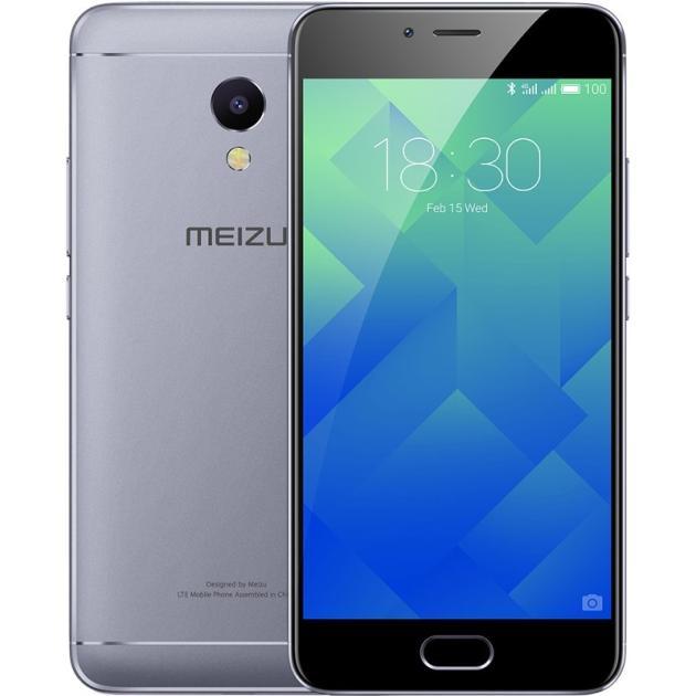 Meizu M5s 16Гб, Серый