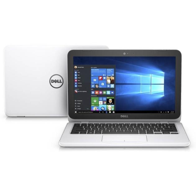 Ноутбук Dell Inspiron 5567-3270 15.6, Intel Core i5, 2500МГц, 8Гб RAM, 1002Гб, Белый, Windows 10 Домашняя