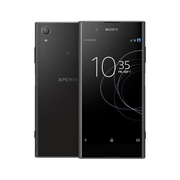 Смартфон Sony Xperia XA1 Plus Черный смартфон sony xperia xa1 ultra dual 4g 32gb black