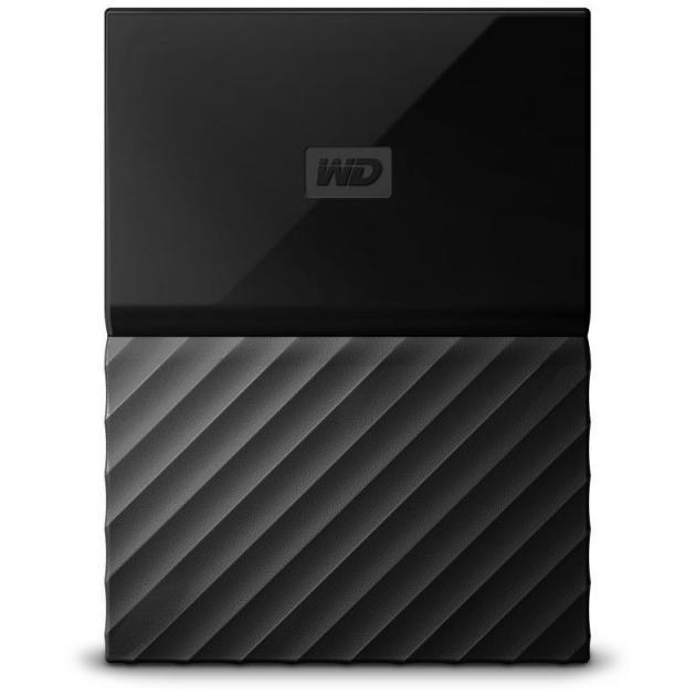 Внешний жесткий диск Western Digital My Passport WDBUAX0030BBK-EEUE