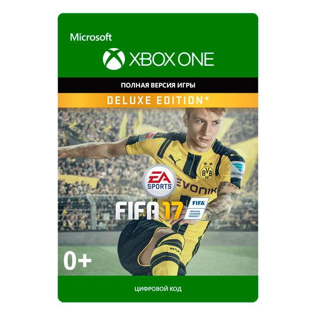 Видеоигра Electronic Arts FIFA 17 Deluxe Edition