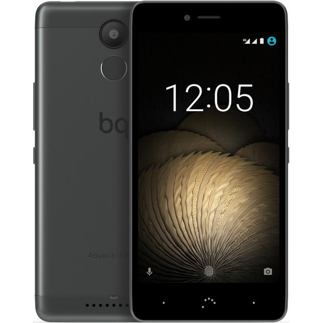 BQ Aquaris U Plus 32 Гб Черный