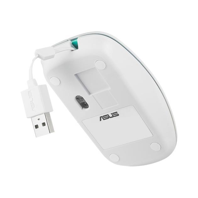 Мышь Asus UT300 Белый Белый