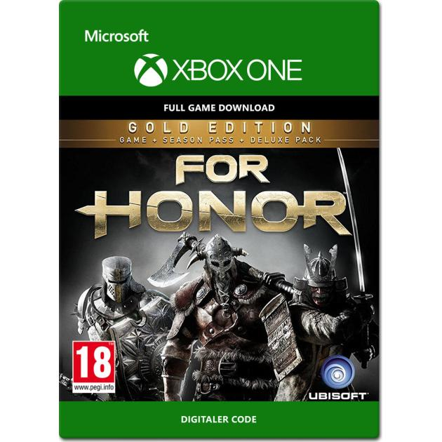 Видеоигра Ubisoft For Honor: Gold Edition