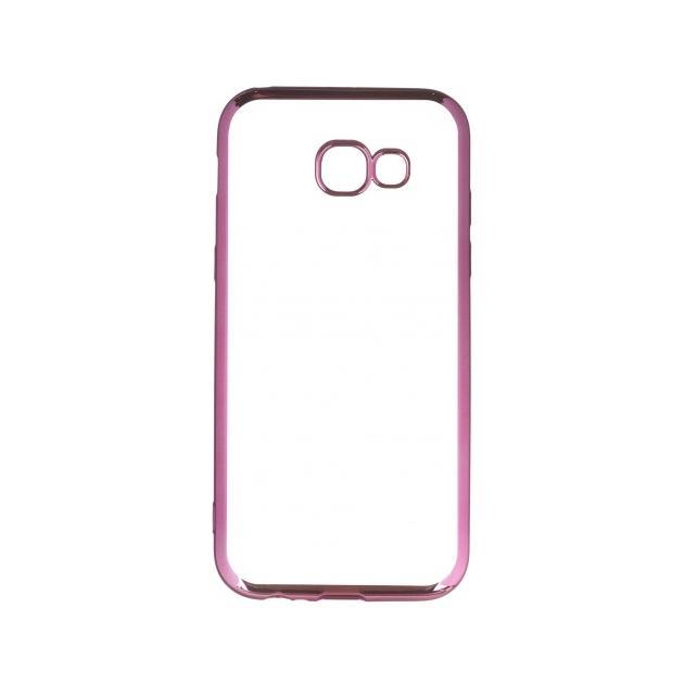 Red Line iBox Blaze для Samsung Galaxy A5 2017 розовая рамка