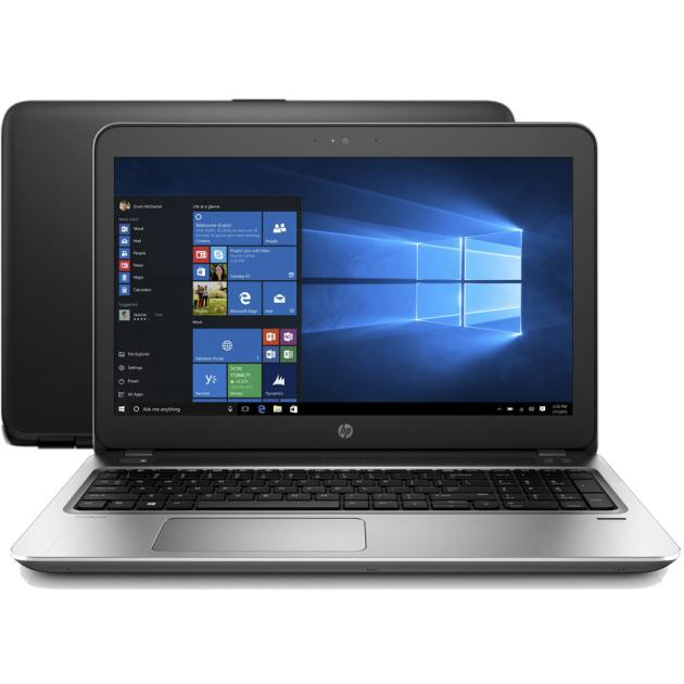 Ноутбук HP Probook 430 G4 13.3, Intel Core i5, 2500МГц, 4Гб RAM, DVD нет, 500Гб, Черный, Wi-Fi, Windows 10 Pro, Bluetooth ноутбук lenovo thinkpad t560 20fh001frt 15 6 intel core i5 2300мгц 4гб ram dvd нет 520гб черный wi fi windows 10 pro bluetooth