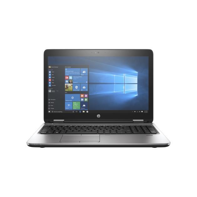 Ноутбук HP ProBook 650 G2 Y3B10EA 15.6, Intel Core i5, 2300МГц, 4Гб RAM, DVD-RW, 500Гб, Серебристый, Windows 7Pro, Windows 10, Wi-Fi, Bluetooth