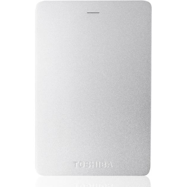 Toshiba Canvio Alu HDTH305ES3AA 500 Гб, Серебристый
