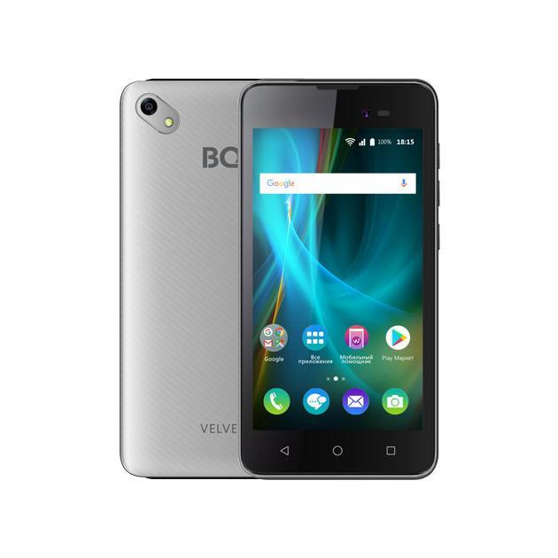 BQ Mobile BQ-5035 Velvet Серебристый