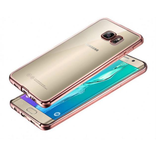 "Red Line iBox Blaze для Samsung Galaxy S7 розовая рамка, 5.1"""