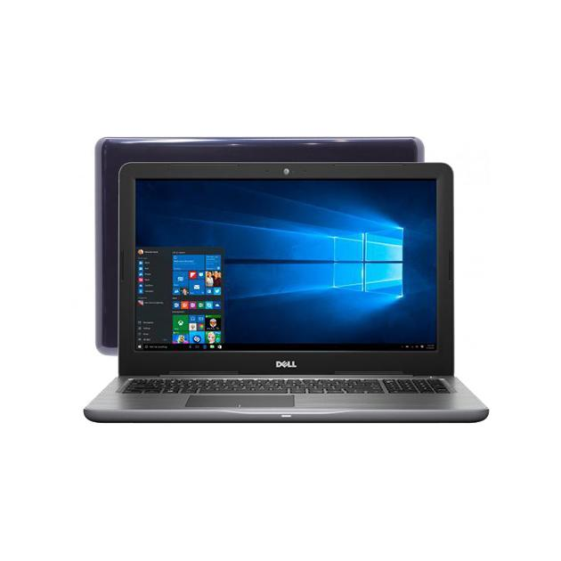 "Dell Inspiron 5565 15.6"", AMD A6, 2000МГц, 4Гб RAM, 500Гб, Синий, Windows 10"
