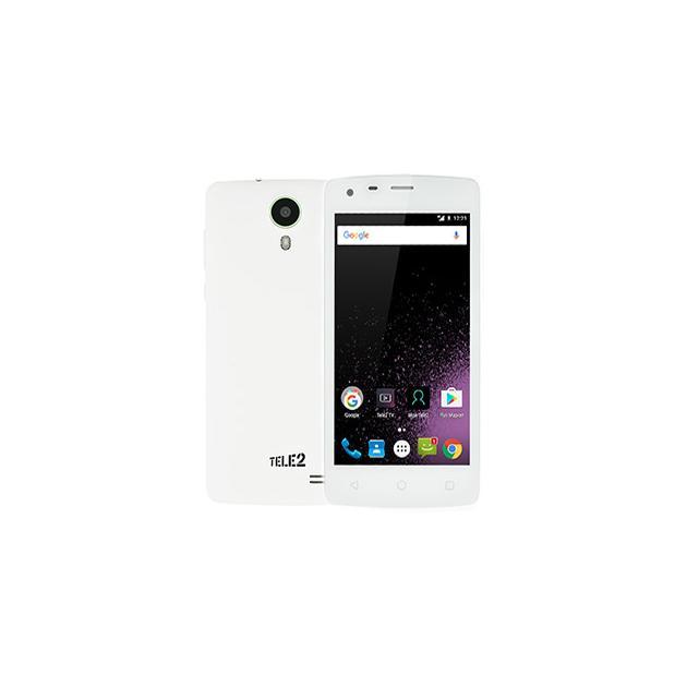 Tele2 Midi 1.1 Белый
