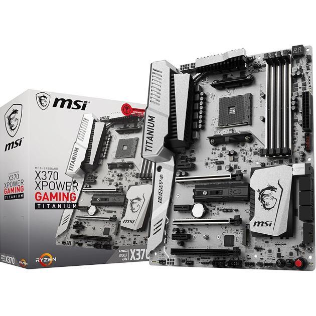 MSI X370 XPower Gaming Titan