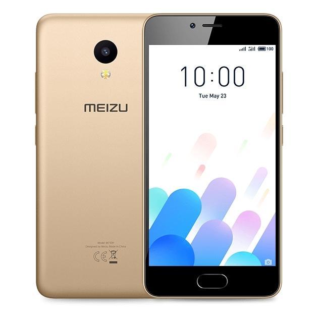 Meizu M5C Золотой