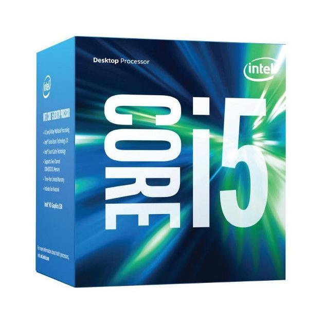 Intel Core i5-7500 Kaby Lake 3400MHz, LGA1151, L3 6144Kb