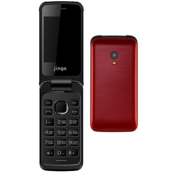 Jinga Simple F510 Красный