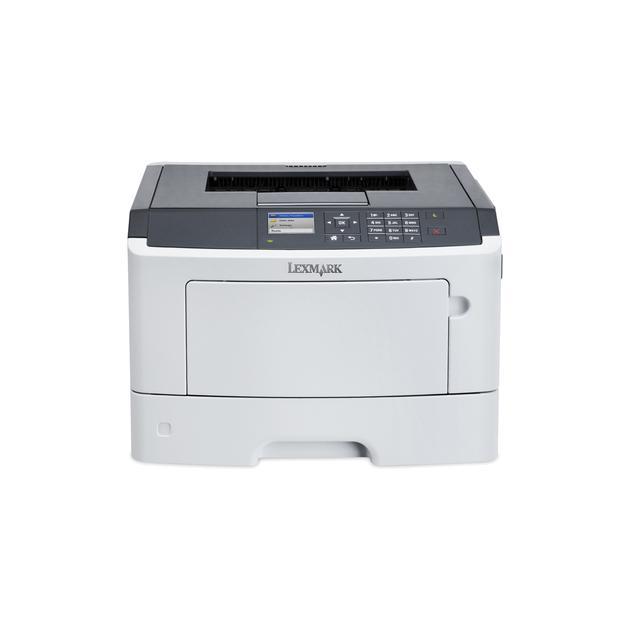 МФУ Lexmark MS417dn принтер светодиодный