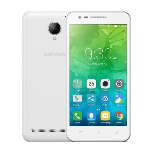 Смартфон Lenovo K10A40 C2 Power 16Гб, Белый, Dual SIM, 4G LTE, 3G смартфон lenovo vibe c2 power 16gb k10a40 black