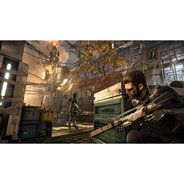 Deus Ex: Mankind Divided Collectors edition от Байон