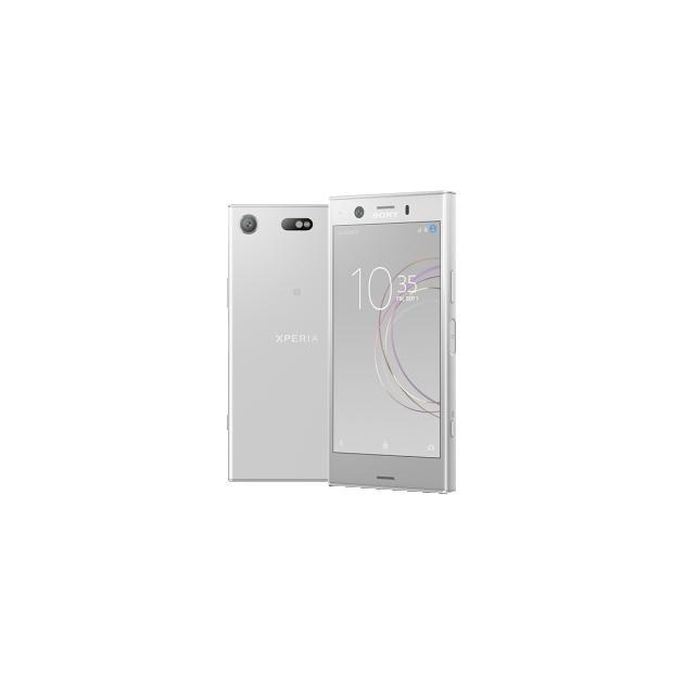 все цены на Смартфон Sony Xperia XZ1 compact G8441 Серебристый 32Гб, 1 SIM, 4G (LTE), 3G онлайн