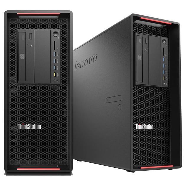 Системный блок Lenovo ThinkStation P710 2 x Intel Xeon E5-2640 v4