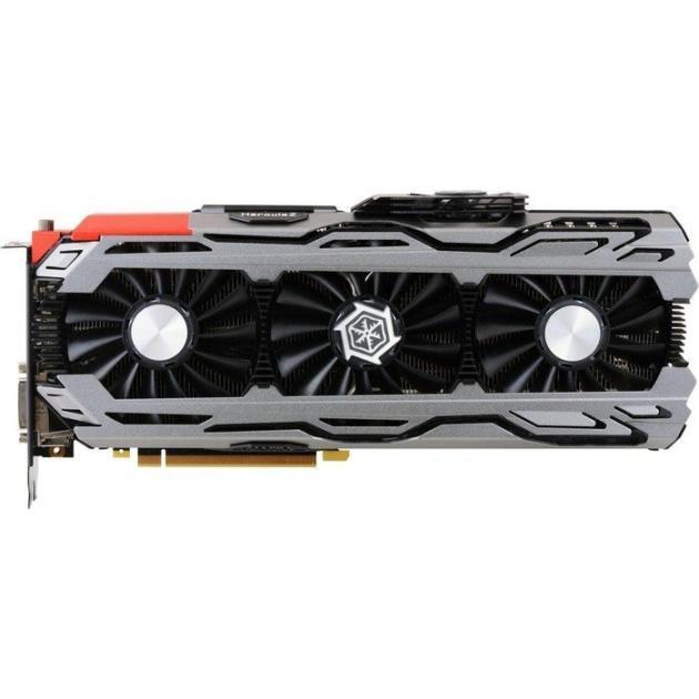 Inno3D iChiLL GeForce GTX 1080 HerculeZ X4 8GB GDDR5X