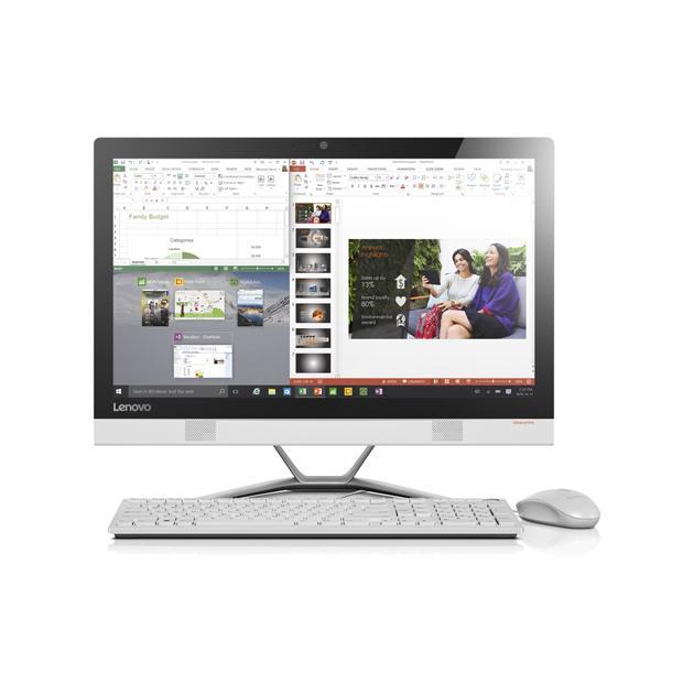 Lenovo IdeaCentre AIO 300-23ISU Белый, 4Гб, 1000Гб, Windows, Intel Core i5