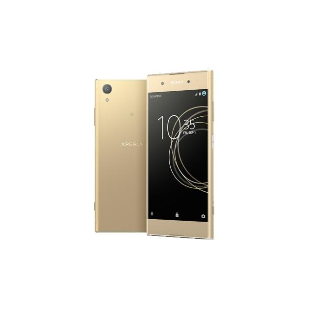 Смартфон Sony Xperia XA1 Plus 32Гб Золотой смартфон sony xperia xa1 ultra dual 4g 32gb black