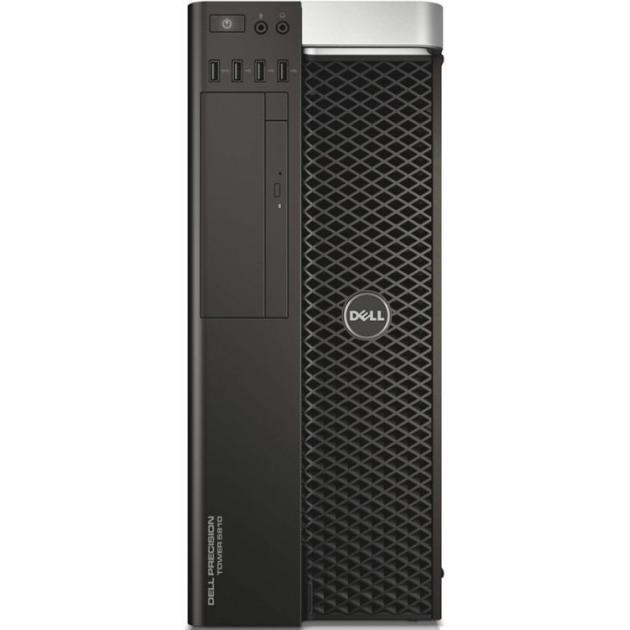 все цены на  Системный блок Dell Precision T5810 3500МГц, 16Гб, 2256Гб  онлайн