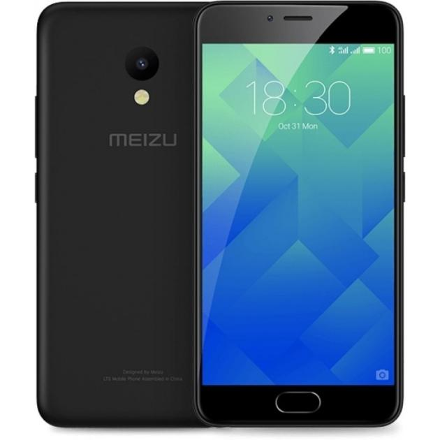 Meizu M5 16Gb Черный