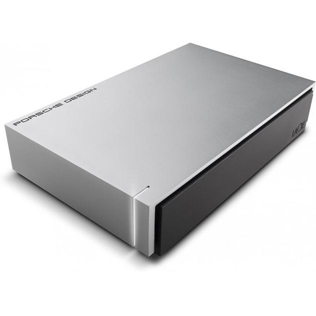 Внешний жесткий диск LaCie Porsche Design Desktop Drive Designed for Mac 6 Тб