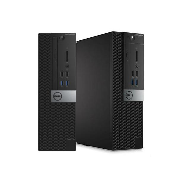 Dell Optiplex 5040-0002 SFF, 3200МГц, 4Гб, Intel Core i5, 500Гб, Windows 7 Pro +W10Pro