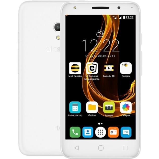 Alcatel 5045D PIXI 4 Белый
