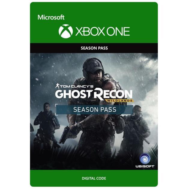 Видеоигра Ubisoft Tom Clancy's Ghost Recon: Wildlands Season Pass