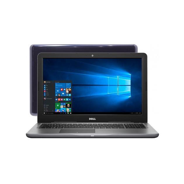 "Dell Inspiron 5565-7780 15.6"", AMD A9, 2400МГц, 8Гб RAM, 1000Гб, Синий, Windows 10 Домашняя"
