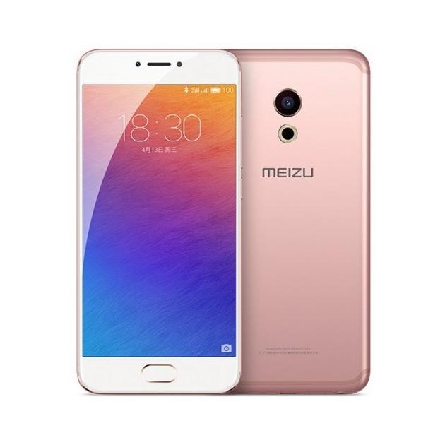 Смартфон Meizu Pro 6 64Гб, Розовый