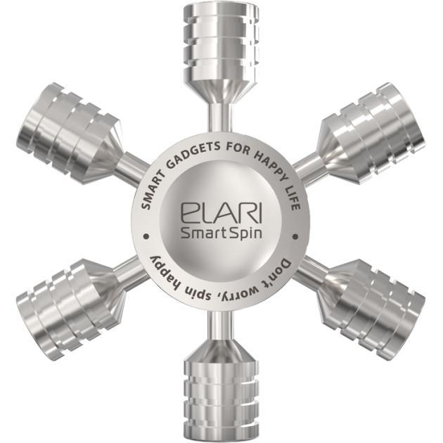 3D-спиннер Elari SmartSpin Model X Серебристый
