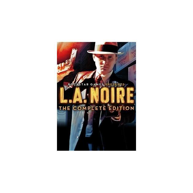 Видеоигра Софтклаб L.A. Noire видеоигра софтклаб sid meier