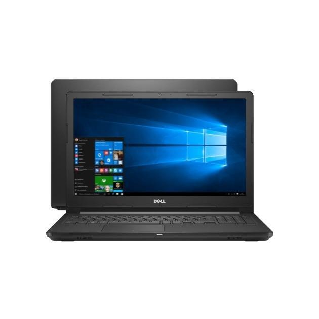 Ноутбук Dell Vostro 3568 15.6, Intel Core i5, 2500МГц, 4Гб RAM, 1000Гб, Черный, Windows 10 Pro